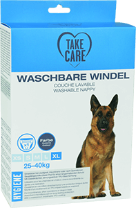 TAKE CARE kutyapelenka mosható szürke XL