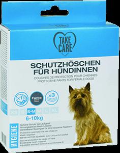 TAKE CARE kutyabugyi kutyabetéttel S-M
