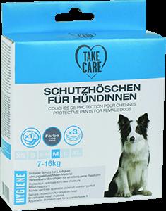 TAKE CARE kutyabugyi kutyabetéttel M