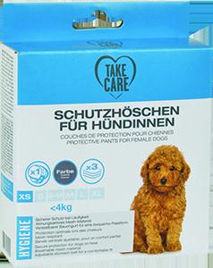TAKE CARE kutyabugyi kutyabetéttel XS