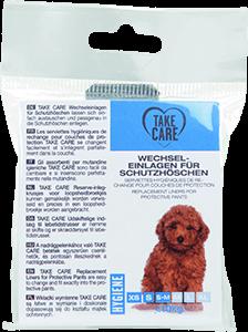 TAKE CARE kutyabetét XS, S, M 10db
