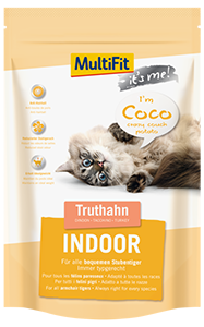 MultiFit It's me adult indoor pulyka 750g