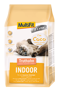 MultiFit It's me adult indoor pulyka 1,4kg