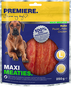 PREMIERE Pure Meaties maxi csirke 250g