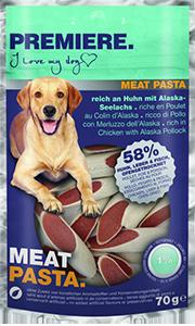 PREMIERE Meat Pasta csirke&hal 70g