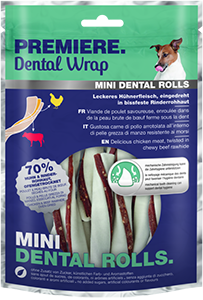 PREMIERE Dental Wrap csirke S 8db