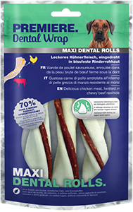 PREMIERE Dental Wrap csirke L 3db
