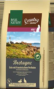 Real Nature Country Bretagne adult gyöngytyúk&kacsa 2,5kg