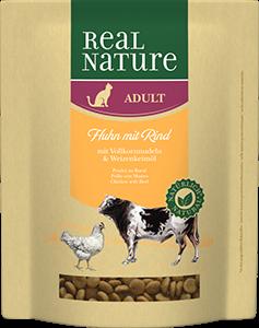 Real Nature Classic adult marha&csirke 400g