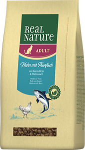 Real Nature Classic adult tonhal&csirke 3kg