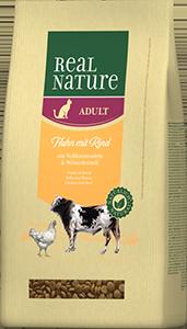 Real Nature Classic adult marha&csirke 3kg