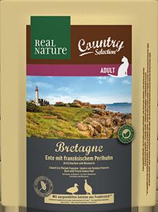 Real Nature Country Bretagne adult gyöngytyúk&kacsa 300g
