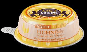 KITTY'S tálka adult csirke 85g