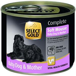 Select Gold konzerv babydog&mother 180g