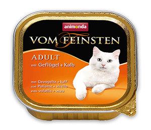 Animonda vom Feinsten tálkás macska nedves eledel 100g (többféle)