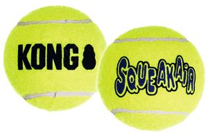 KONG kutyajáték teniszlabda fiókás M