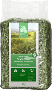 Real Nature zöld réti széna 1kg