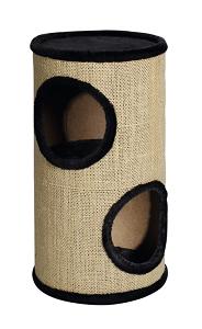 AniOne cica kaparófa Toni hordóval 32×32 cm