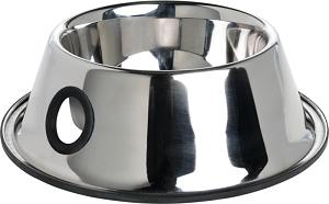 AniOne etetőtál rozsdamentes acél 900 ml