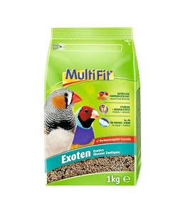 MULTIFIT magkeverék exotáknak 1kg