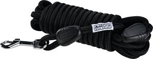 AniOne kötél kör hurok fekete 10 m
