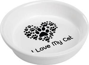 AniOne kerámiatál I love my cat 200 ml