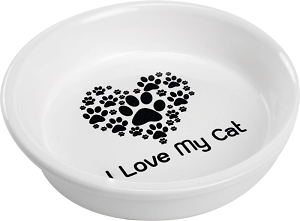 AniOne kerámiatál I love my cat 200 ml