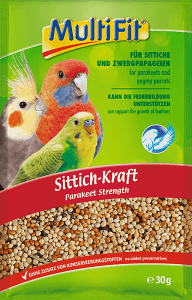 MULTIFIT kismag erősítő papagájnak 30g
