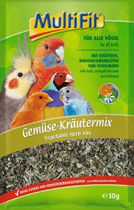 MULTIFIT gyógynövény mix körömvirág, tyúkhúr 10 g