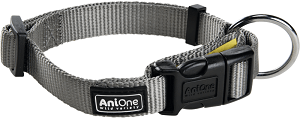 AniOne nyakörv classic szürke L