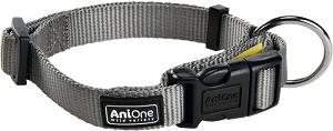 AniOne nyakörv classic szürke XS