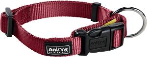 AniOne nyakörv classic lila XS