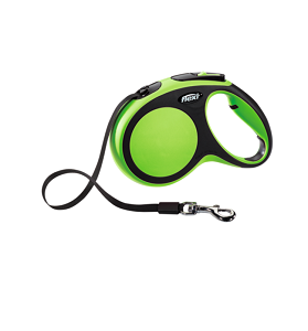 Flexi New Comfort szalagos zöld L 8m