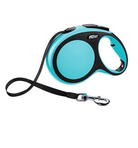 Flexi New Comfort szalagos kék L 8m