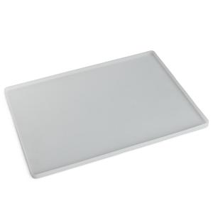 AniOne alátét szilikon fehér 40×30 cm