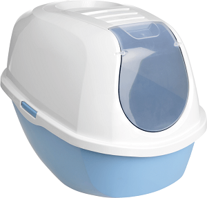 AniOne cicawc SmartCat kék S 39x54 cm