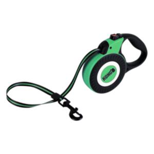 KONG csévélő póráz Reflekt zöld L 5m