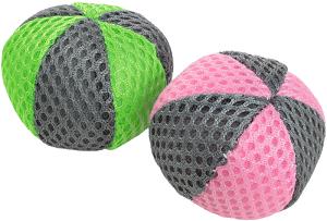 AniOne cicajáték nylon labda 2db 5 cm