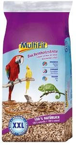 MULTIFIT alom Beech wood 15kg