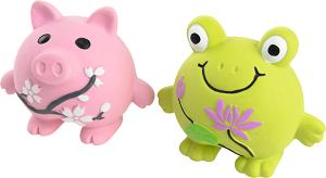 AniOne kutyajáték vicces miniállatok 8,5 cm