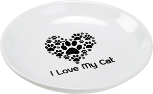 AniOne kerámiatányér I love my cat 200 ml
