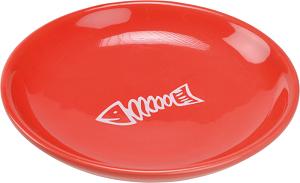 AniOne kerámiatányér halcsont piros 200 ml