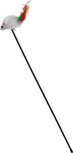 fit+fun cicajáték pálca egérrel 40cm