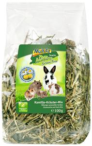 MULTIFIT kisemlős eledel kamilla-gyógynövény mix 100g