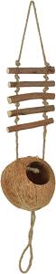 AniOne kisemlős ház kókuszból létrával 56 cm