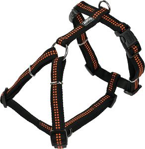 AniOne kutyahám Comfort fekete L 64-100 cm