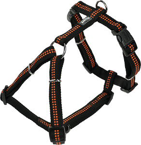AniOne kutyahám Comfort fekete S 38-52 cm
