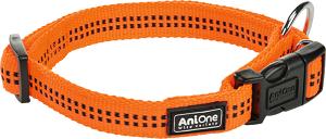 AniOne kutya nyakörv Comfort narancssárga S 30-45 cm