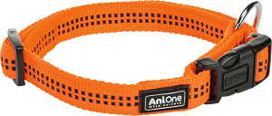 AniOne kutya nyakörv Comfort narancssárga L 40-63 cm