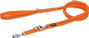AniOne kutya póráz Comfort narancsárga M 2m